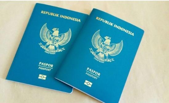 Paspor Baru