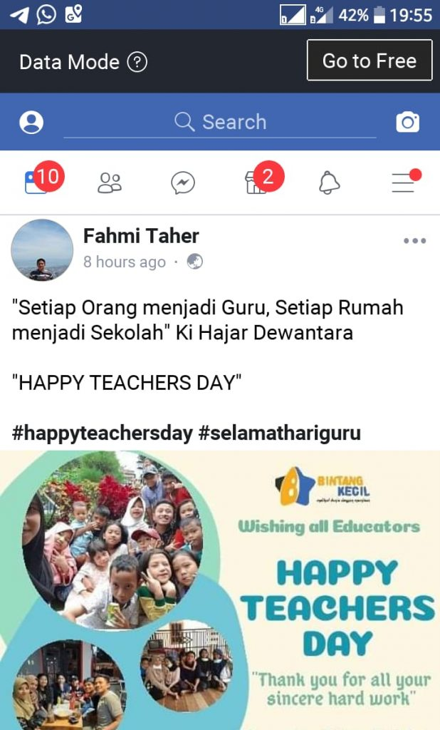 Happy Teacher days