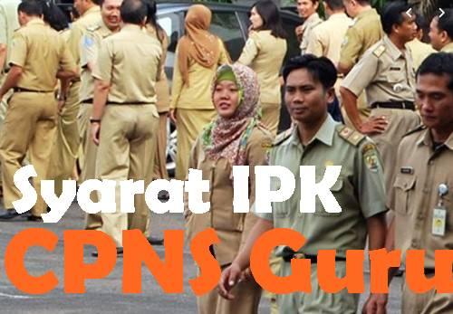 Syarat IPK CPNS Gurua