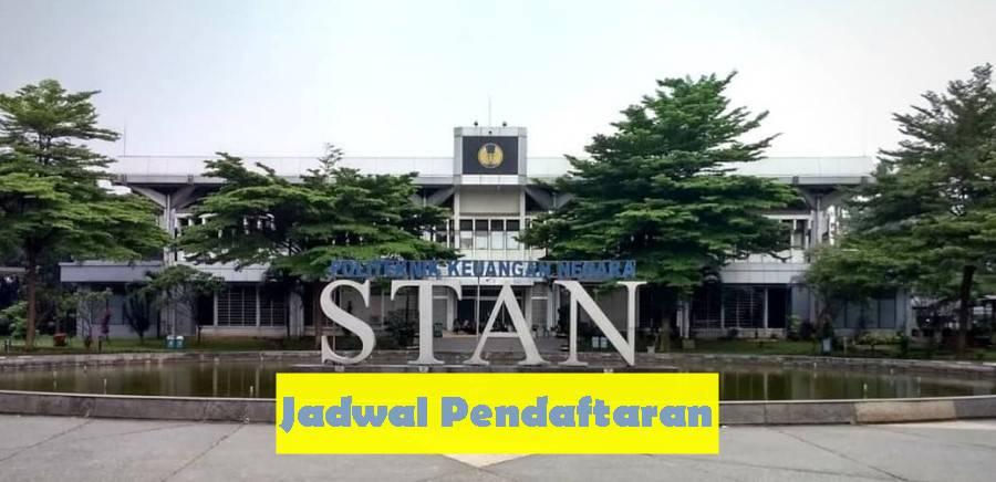 Jadwal Pendaftaran PKN STAN