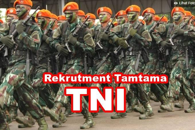 Rekrutemen Tamtama TNI