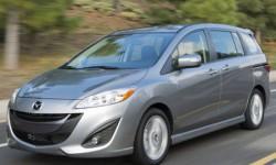 Mazda 5 Tak lagi diproduksi, Akibat Menurunnya Permintaan